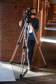 Maurice an Kamera 2
