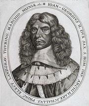 Kurfürst Johann Georg II.