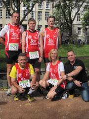 Treu-Staffel II  Kö-Lauf 2013