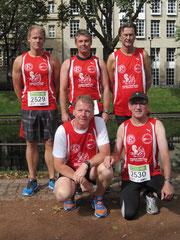 Treu-Staffel I  Kö-Lauf 2013