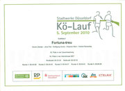Treu-Staffel I  Kö-Lauf 2010