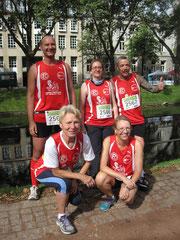 Treu-Staffel III  Kö-Lauf 2013