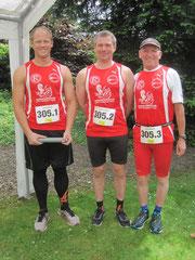 Treu-Staffel I  Jücht-Lauf 2014