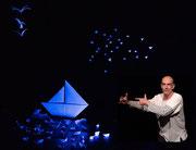 Théâtre du Versant - Biarritz - L'ile inconnue - Théâtre en été, programme, été 2021