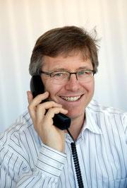 Asip-Präsident Christoph Ryter, Migros Pensionskasse, Zürich.