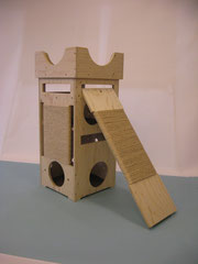 Cat-Tower / 1 Modul