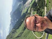 Aussicht vom Gotthardpass
