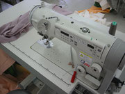 一本針本縫千鳥縫ミシン