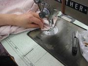 一本針本縫いミシン