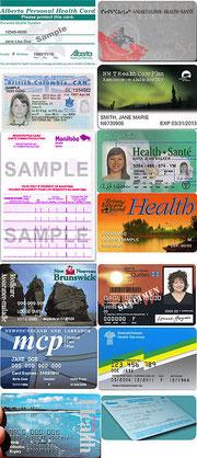 州健康保険証サンプル        Image:Wikipedia