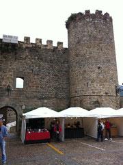 Feria en la Plaza del Castillo