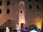 Festival de théâtre 2012 du château de Montaigut