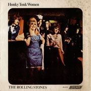 "The Rolling Stones, ""Honky Tonk Women"" / DR"