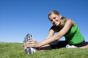 Beweglichkeit, Stretching