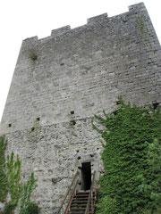 Burg Rauheneck, Bergfried