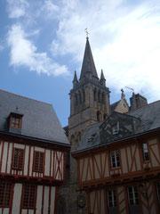 Altstadt, Vannes