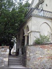 Schloss am Leopoldsberg, Wien