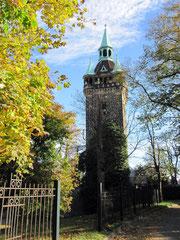 Turm in der Westmauer der Altstadt, Quedlinburg