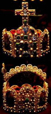 Reichskrone des Heiligen Römischen Reiches