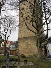 Johannistorturm, Warburg