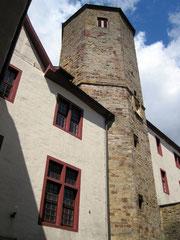Schloss Iburg, Bergfried