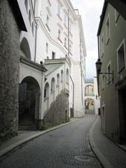 Innbrückgasse, Passau