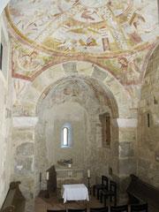 Burg Ottenstein, romanische Burgkapelle