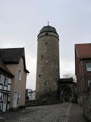Sackturm, Warburg