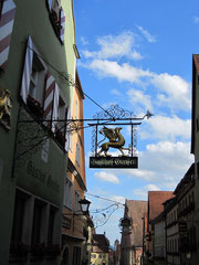 Rothenburg o.d. T., Schmiedgasse