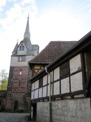 Turm in der Ostmauer der Neustadt, Quedlinburg