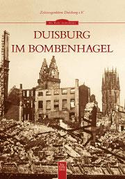 Buch: Duisburg im Bombenhagel