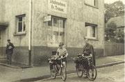 Südring 7 in Unna, um 1937