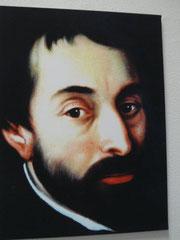 Porträt von Friedrich Spee