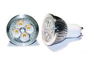 Cветодиодные лампы GU10 Ledcraft