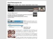 www.dual-plattenspieler.de