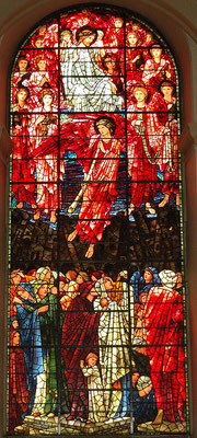 Burne-Jones' Ascension window - Image by buildings fan on Flickr licensed for reuse under Creative Commons Attribution-NonCommercial-ShareAlike 2.0 Generic (CC BY-NC-SA 2.0)