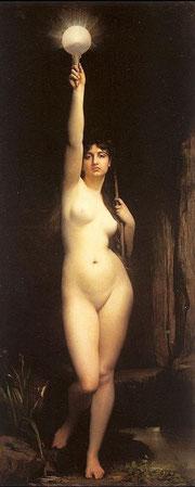 La Vérité, Jules Joseph Lefebvre