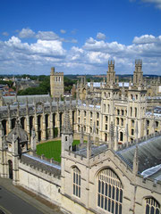 All Souls' College, Oxford