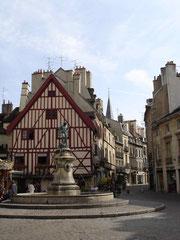 Dijon - Place Francois Rude