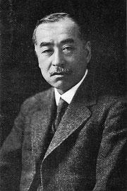 長野宇平治氏