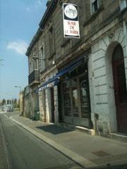 Le Bar de la Marine Bacalan Bordeaux