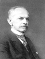 Hugo Müller  *  9.6.1863    † 2.12.1943