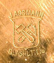 Gehäusesignatur der Firma  J.Assmann