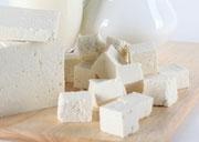 Tofu gewürfelt