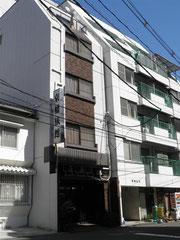 京橋旅館外観