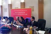 中日国際検討会パネラー