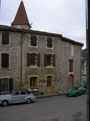 """""""Fort"""" de Campagne sur Aude"""
