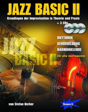 Jazz Basicc II  von Stefan Berker / Tunesday Records & Publishing