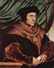 Hans Holbein: Thomas Morus