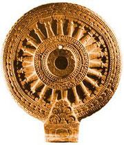 Dhamma nennt man die Lehre des Buddha